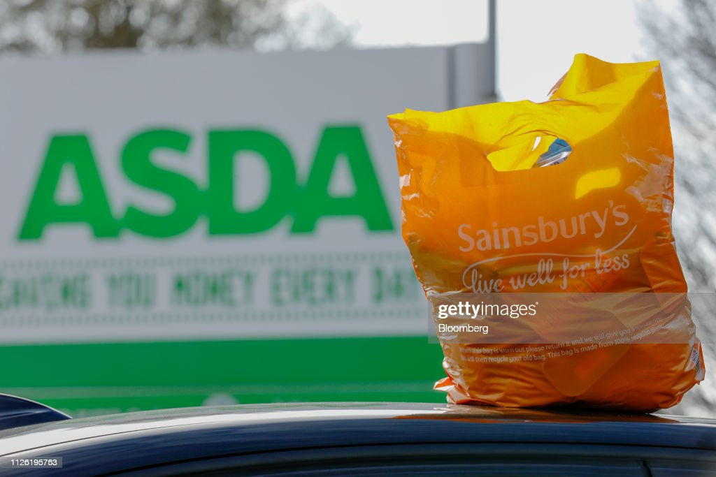 GBR: Sainsbury-Asda Deal May Be Doomed by Antitrust Ruling