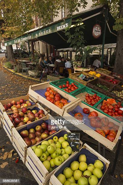 Saint Antonin Noble Val, produce market