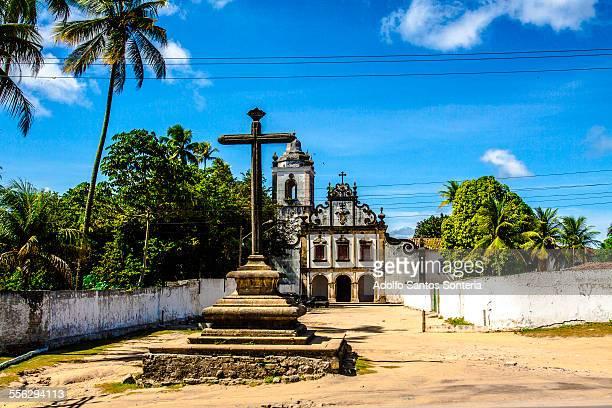Saint Antonio Convent of the historic site