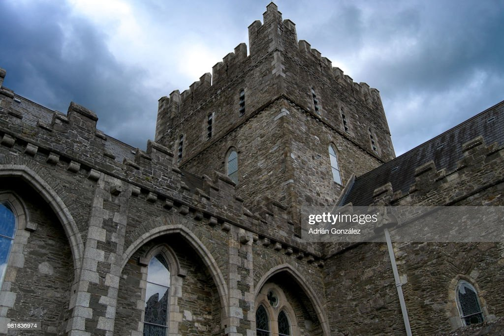 Saint Brigid's Cathedral : Stock Photo