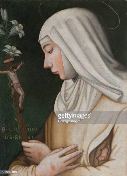 Saint Catherine of Siena Found in the collection of Museo del Cenacolo di Andrea del Sarto Firenze