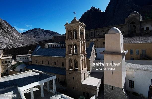 Saint Catherine's Monastery Sinai Egypt