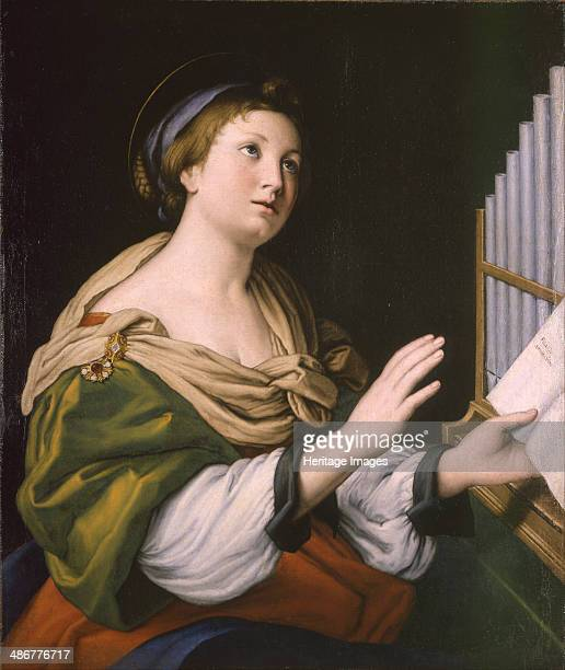 Saint Cecilia Between 1640 and 1650 Artist Sassoferrato