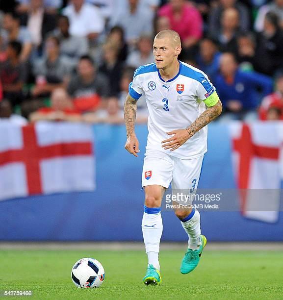 Saint Etienne Football UEFA Euro 2016 group B game between Slovakia and England Norbert Barczyk / PressFocus/MB Media