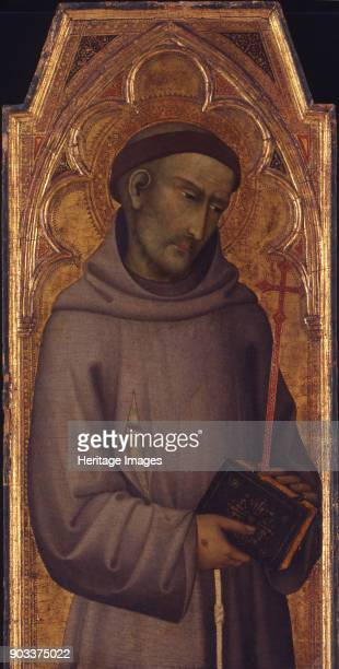 Saint Francis Found in the Collection of LindenauMuseum Altenburg