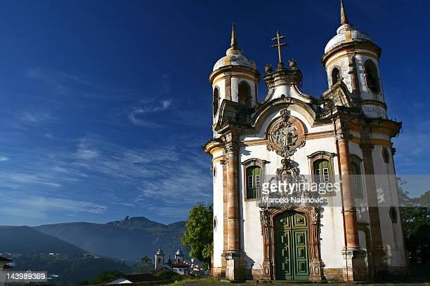 Saint Francis in Ouro Preto