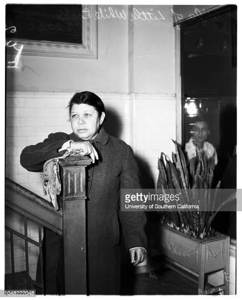 Saint George Hotel Fire , 25 March 1952. Emil Monge -- 29 years ;Emmett Richeson -- 52 years;Nurse Herminia Lopez;Tom Campbell -- 61 years ;John...