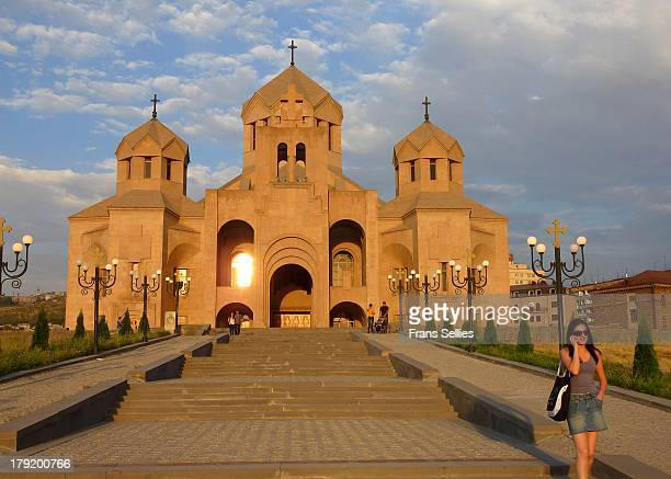 Saint Gregory the Ilumminator Cathedral is the largest Armenian church in the world. The consecration of the Cathedral - the symbol of the 1700th...