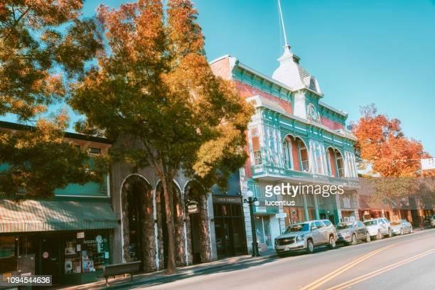 saint helena, kalifornien, usa - helena price stock-fotos und bilder
