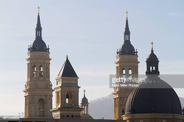 Saint Ignatius Church San Francisco CA USA
