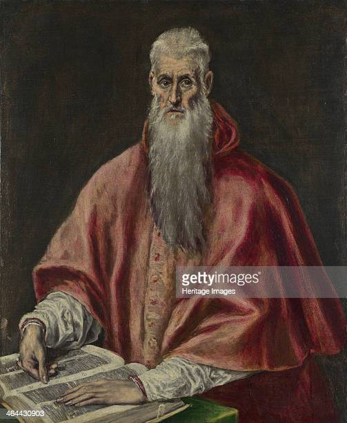 Saint Jerome as Cardinal 15901600 Found in the collection of the National Gallery London