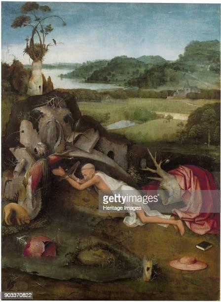 Saint Jerome in the Wilderness Found in the Collection of Museum voor Schone Kunsten Ghent