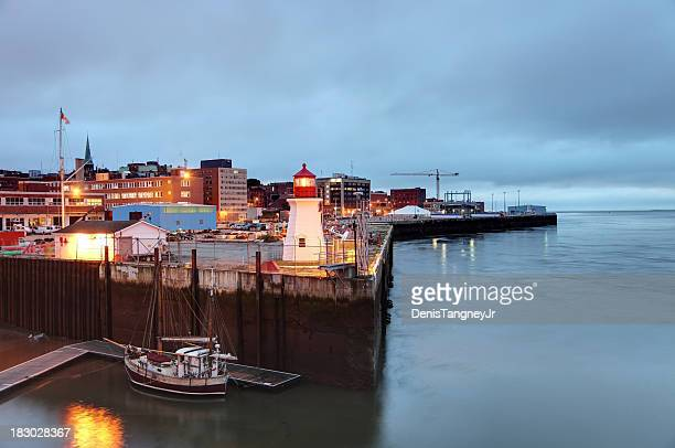 saint john, new brunswick - atlantic ocean stock pictures, royalty-free photos & images