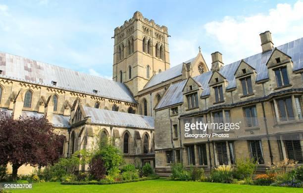 Saint John the Baptist catholic Cathedral church, Norwich, Norfolk, England, UK.