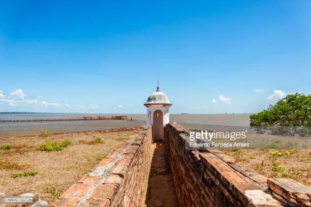 saint joseph fortress - amapá state ストックフォトと画像