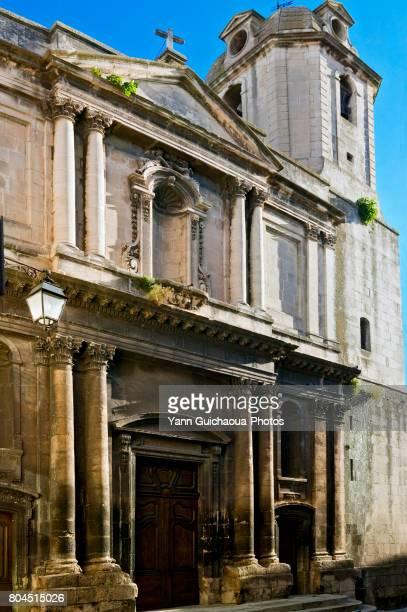 Saint Julien church, Arles, Camargue, Bouches du Rhone, France