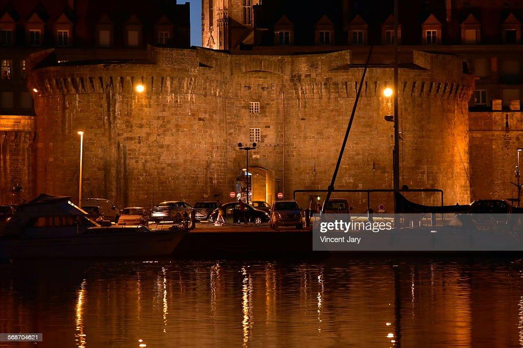 Saint Malo : Stock Photo