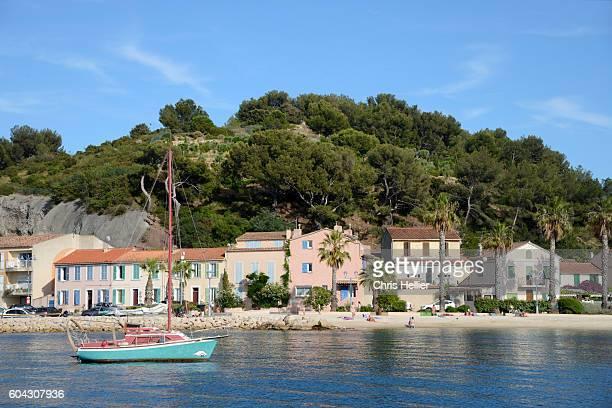 Saint Mandrier-sur-Mer near Toulon