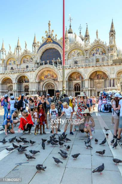 Saint Mark's square in Venice