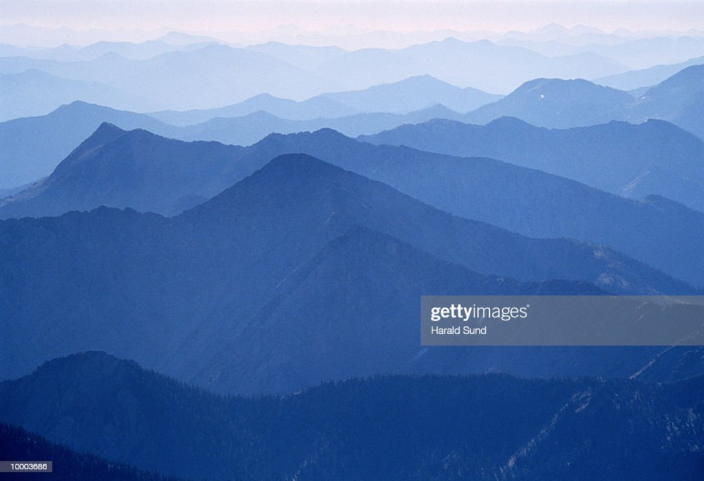 Saint Marys Alpine Province Park, British Columbia, Canada : Stock Photo