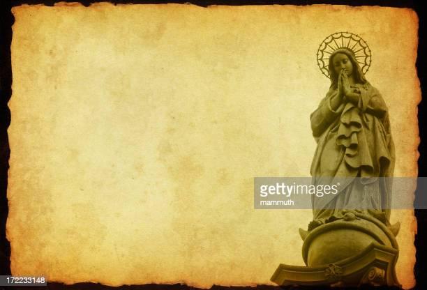 セントメアリーズ旧像
