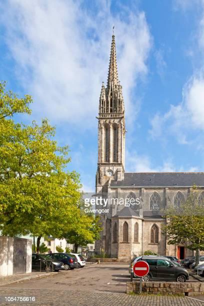 Saint Mathieu Church in Quimper