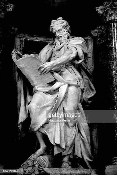 saint matthew apostle - religious saint stock pictures, royalty-free photos & images