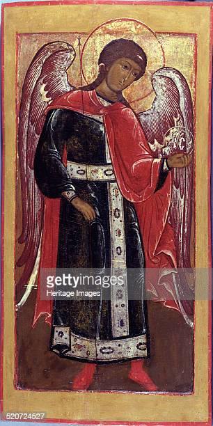 Saint Michael the Archangel Found in the collection of Petit Palais Musée des BeauxArts de la Ville de Paris