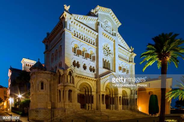 Saint Nicholas Cathedral, Principality of Monaco, French Riviera