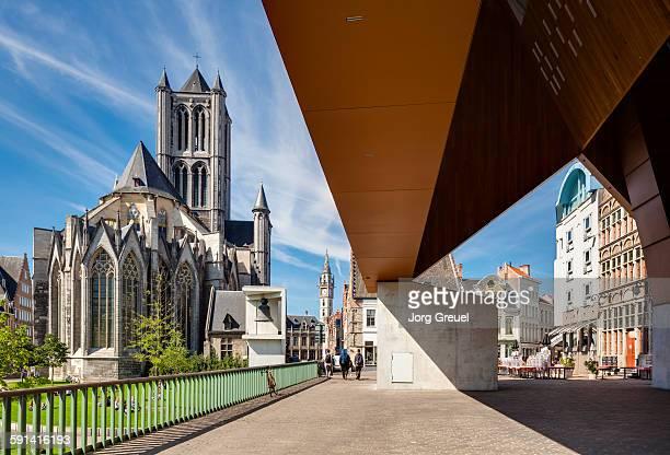 saint nicholas' church - パビリオン ストックフォトと画像