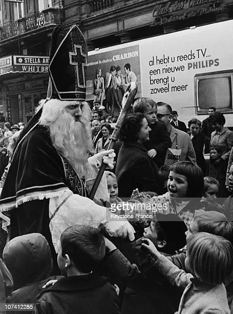 Saint Nicholas Day In Brussels