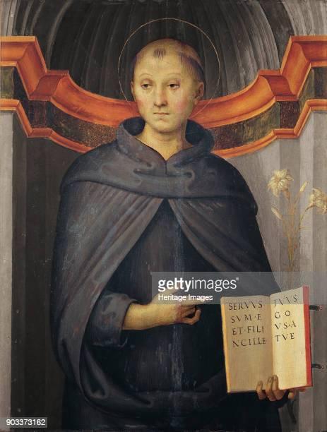 Saint Nicholas of Tolentino Found in the Collection of Palazzo Barberini Rome