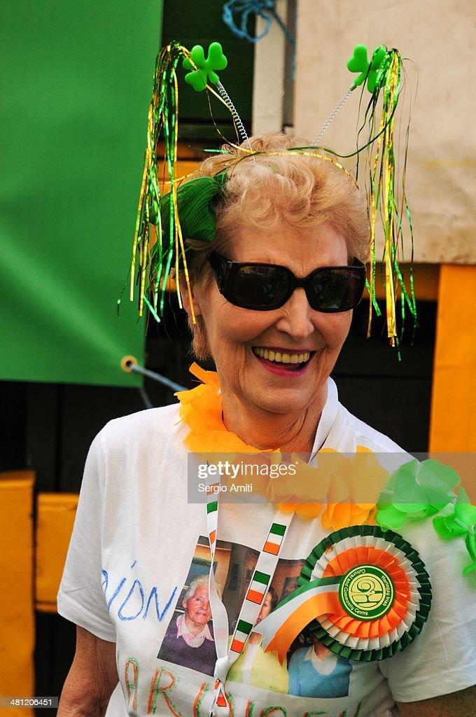 Saint Patrick's Day : Fotografía de noticias