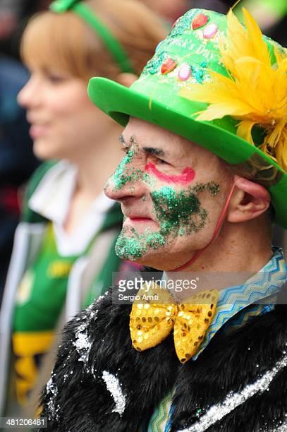 Saint Patrick's Day Parade London