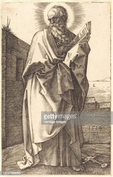 Saint Paul, 1514. Artist Albrecht Durer.