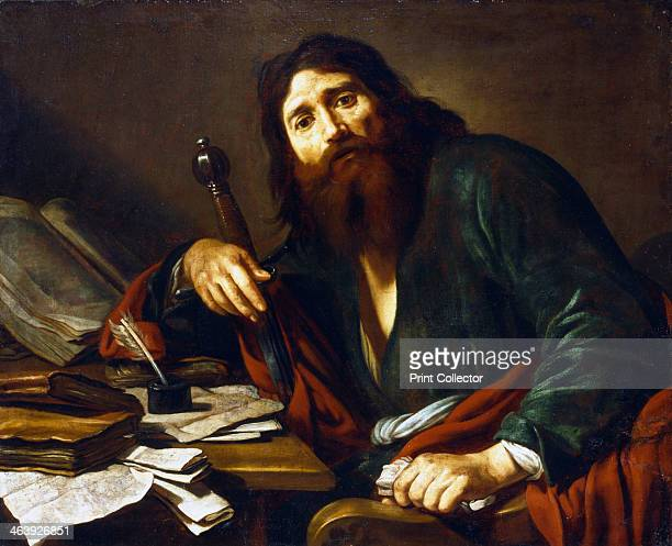 'Saint Paul the Apostle' 17th century Saul of Tarsus who took the name Paul after seeing a vision of Christ on the road to Damascus A leading figure...
