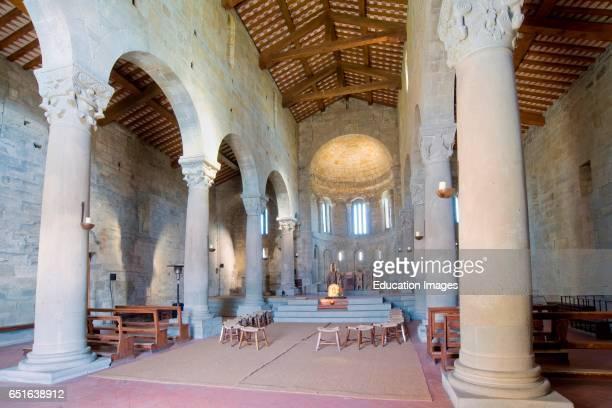 Saint Peter Church Romena Pratovecchio Italy