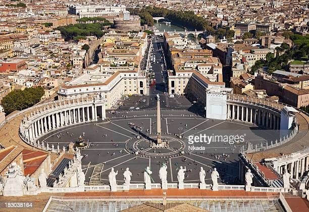 Saint Peters Square, Rome