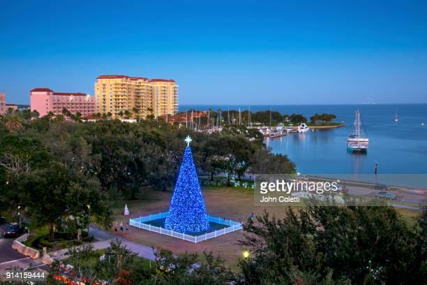 saint petersburg, florida - celebration fl stock pictures, royalty-free photos & images