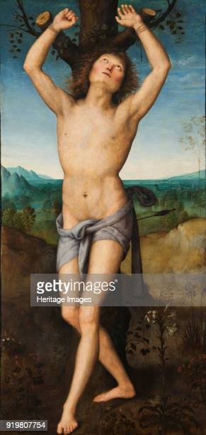 Saint Sebastian Found in the collection of Nationalmuseum Stockholm