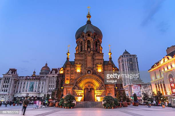 Saint Sophia Cathedral in Harbin