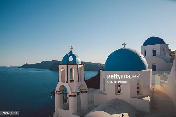 saint spyridon church - bortes stockfoto's en -beelden