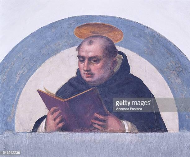 Saint Thomas Aquinas by Fra Bartolomdo
