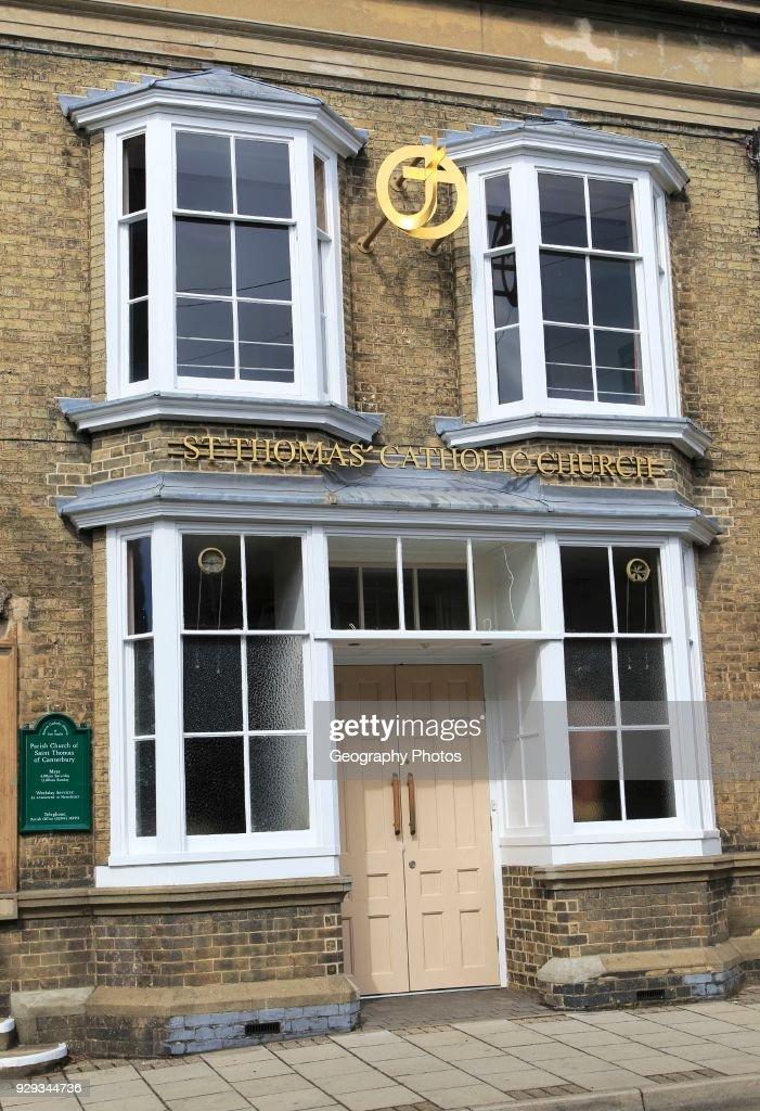 saint thomas of canterbury catholic church neo classical