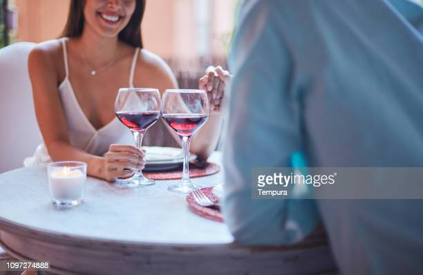 saint valentine day - dining stock pictures, royalty-free photos & images