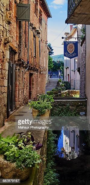 Saint-Antonin-Noble-Val village