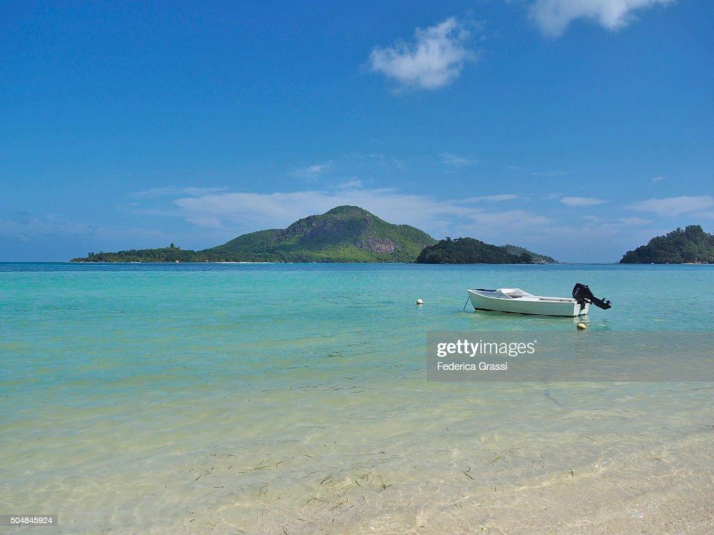 Sainte Anne Marine National Park Seychelles Indian Ocean