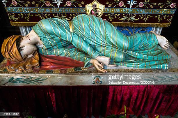 sainte-cecile d'albi cathedral - アルビ ストックフォトと画像