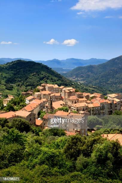 Sainte-Lucie-de-Tallano, Korsika, Frankreich
