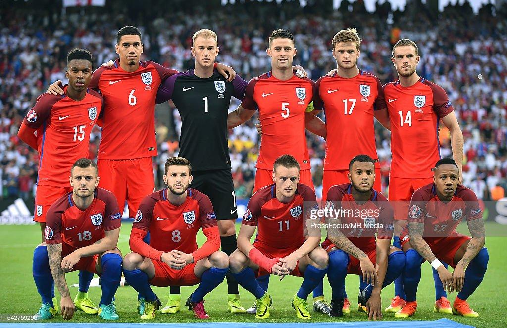 Slovakia v England - Group B: UEFA Euro 2016 : Nachrichtenfoto